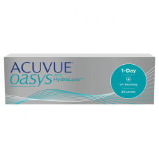 Acuvue Oasys 1-Day with HydraLuxe (30шт)