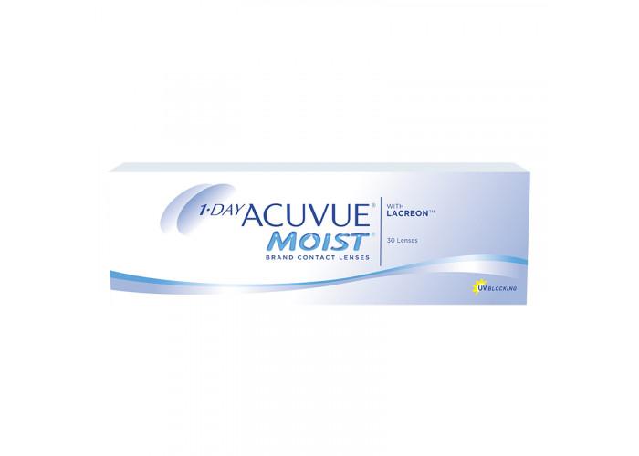 Контактные линзы 1 Day Acuvue Moist