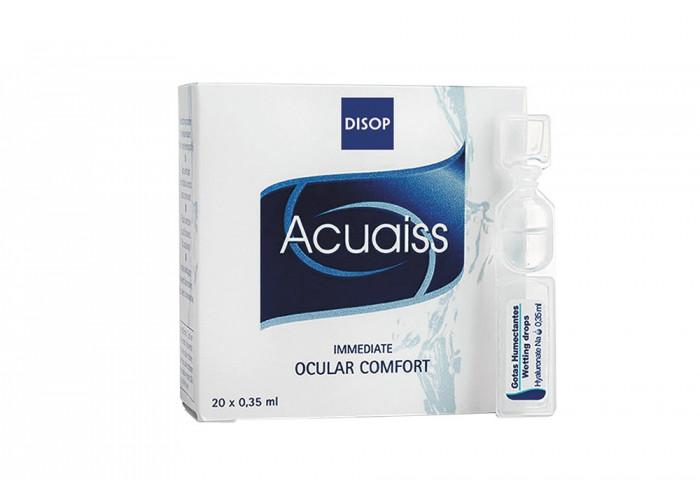 Увлажняющие капли Disop Acuaiss Drops Monodoses 20x0.35 мл