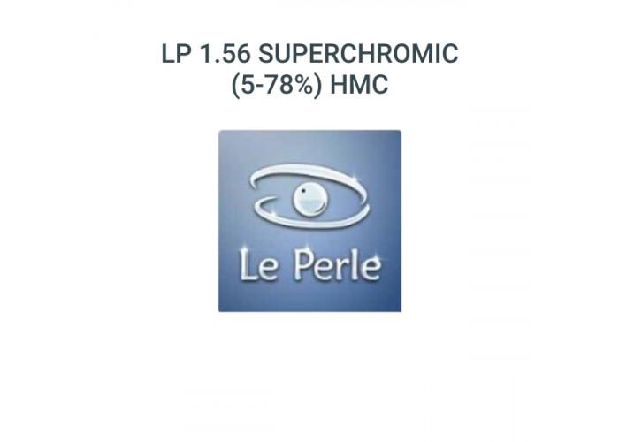 Le Perle 1.56 Superchromic (5-78%) HMC