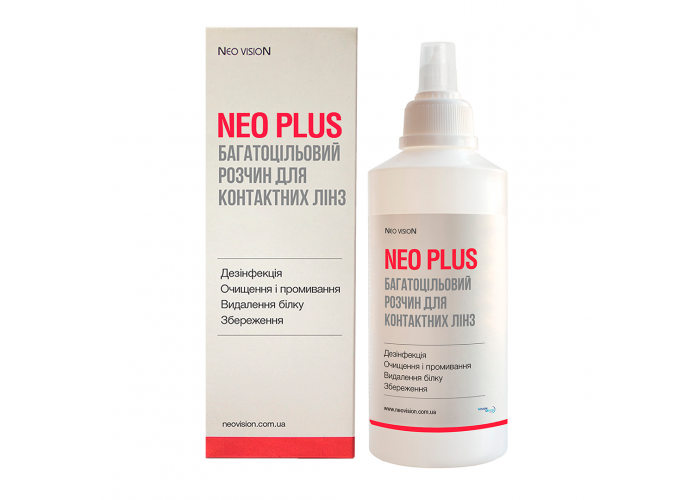 Раствор для линз Neo Vision NeoPlus