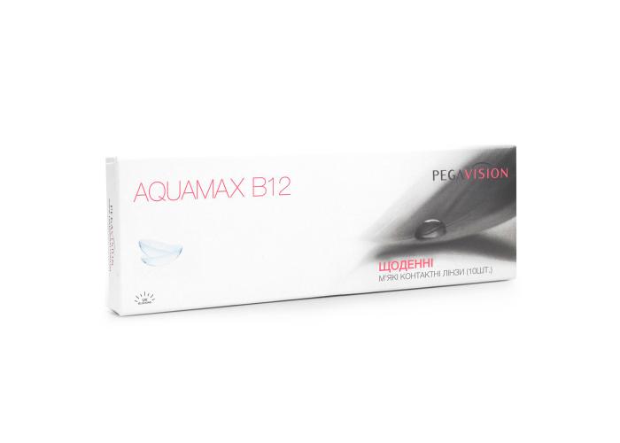 Контактні лінзи PEGAVISION Aquamax