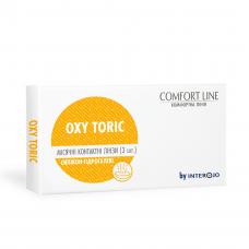 Comfort Line OXY Toric by Interojo